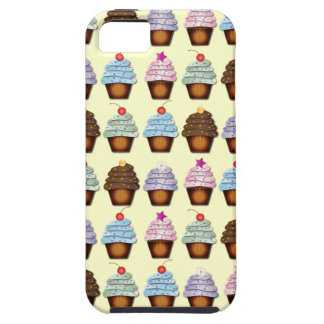Cupcake Celebration Collage Yummy Phone Case