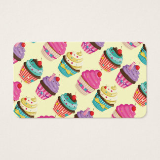 Cupcake Company Business Card