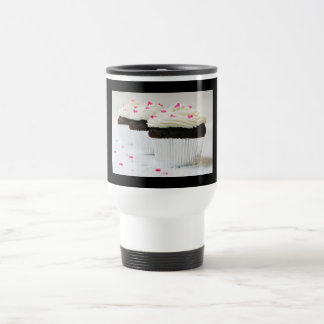 Cupcake Hearts Pink Love Sweets Destiny Peace Food Coffee Mug