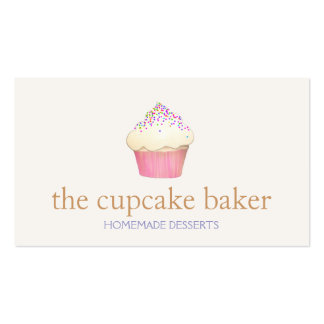 Browse the Bakery Business Cards Collection and personalise by colour, design or style.