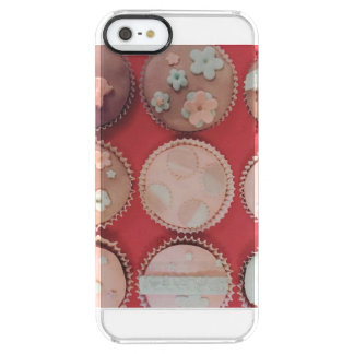 Cupcake phonecase clear iPhone SE/5/5s case