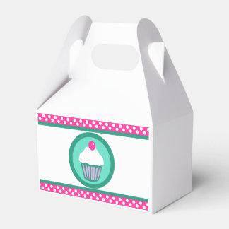 Cupcakes favor box