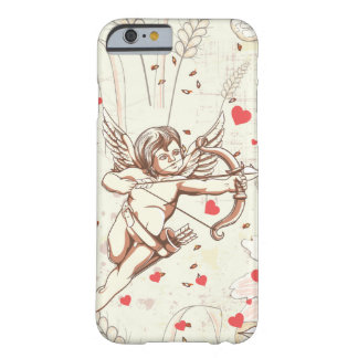 Cupid Bow and Arrow Barely There iPhone 6 Case