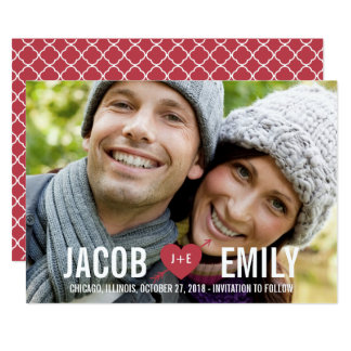 CUPID Save The Date Cards