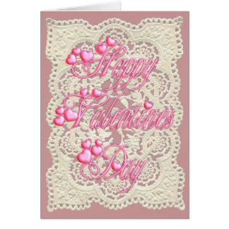 CUPIDS & LACE by SHARON SHARPE Card