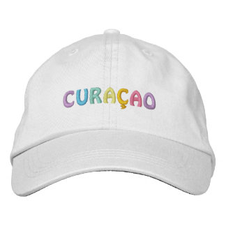 CURAÇAO cap Embroidered Hat