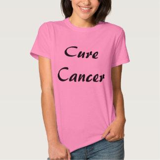 Cure Cancer Tshirts