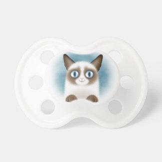 Curious Siamese Kitten Dummy
