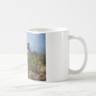 Curly Desert Tree Coffee Mug