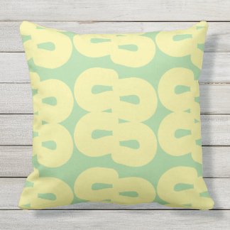 """""""CURVE AND SWAY"""" OUTDOOR CUSHION"""