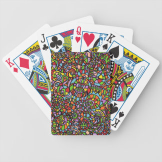 Curves and Spheres Bicycle Playing Cards