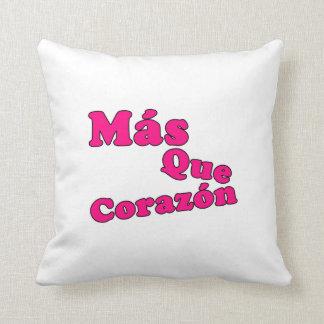 Cushion 1 More Than Heart