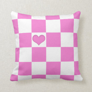 Cushion - Square-Heart