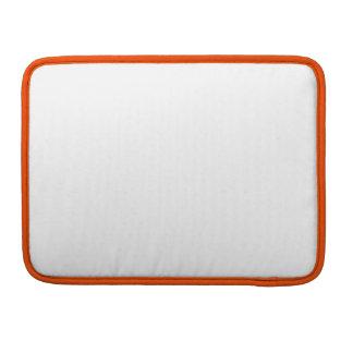 "Custom 13"" MacBook Pro Sleeve - Orange & Pink"