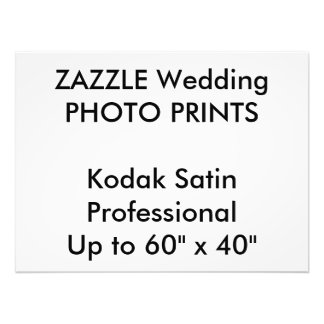 "Custom 24"" x 18"" Professional Photo Prints"