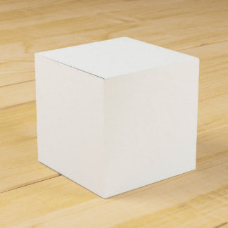 Custom 2x2 Favour Box