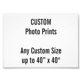 "Custom 7"" x 5"" Photo Print (or any custom size)"