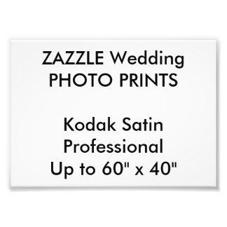 "Custom 7"" x 5"" Professional Photo Prints"