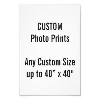 "Custom 8"" x 12"" Photo Print (or any custom size)"