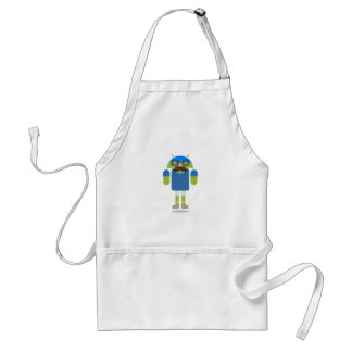 Custom Android Standard Apron