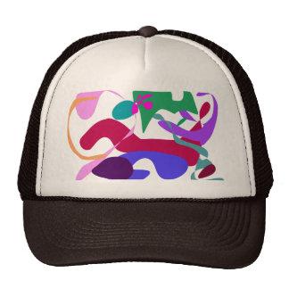 Custom Background Color Wine Trucker Hat