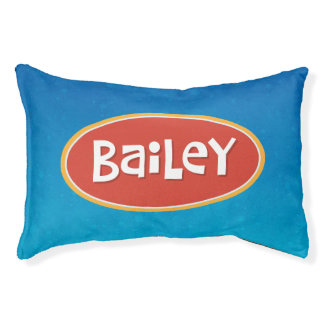 Custom Bailey Pet Bed
