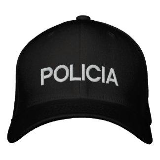 Custom Baseball Cap POLICE