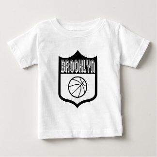 Custom Brooklyn Shield Design Baby T-Shirt