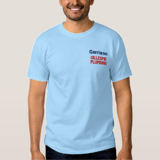 Custom Business Embroidered Shirt