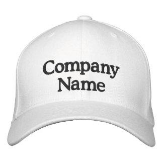 Custom Business Name Baseball Cap