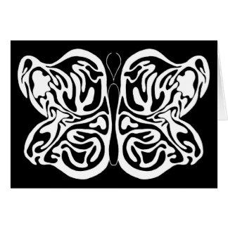 Custom Butterfly Card