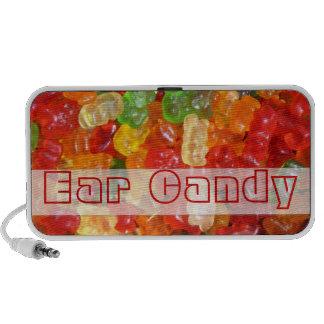 Custom Candy Gum Bears Doodle Speaker