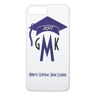 Custom Class of 2017 iPhone Case