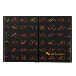custom color bicycles cover for iPad air