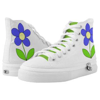 Custom Daisy Shoes