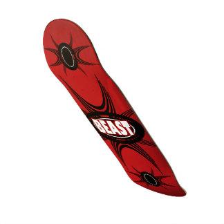 Custom designer skateboard