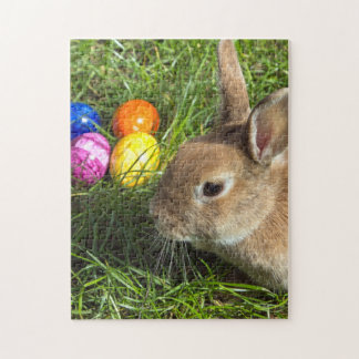 """Custom Easter Puzzle 11"""" x 14"""", 252 Pieces"""