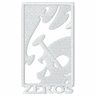 Custom Embroidered Zeros Polo