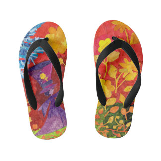 Custom Flip Flops, Kids Thongs