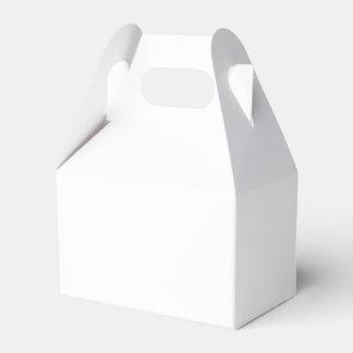 Custom Gable Favour Box