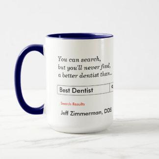 Custom Gift for Dentist Mug