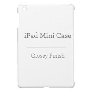 Custom Glossy iPad Mini Case