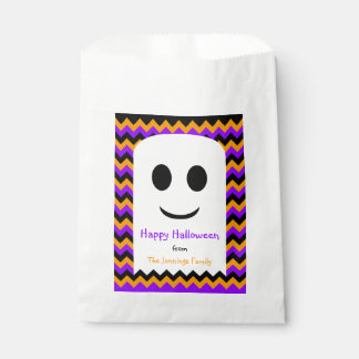 Custom Halloween Candy Treat Favor Bags Favour Bags