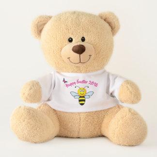 Custom Happy Easter Plush Teddy Bear