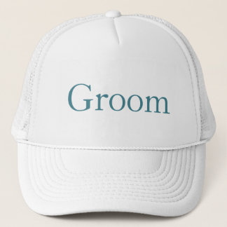 Custom Hat for the Groom, Groomsmen or Father