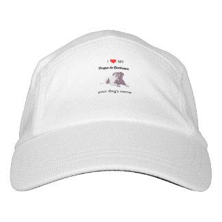 Custom I love my Dogue de Bordeaux hat