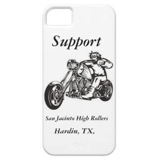 Custom Iphone San Jacinto High Rollers Support iPhone 5 Case