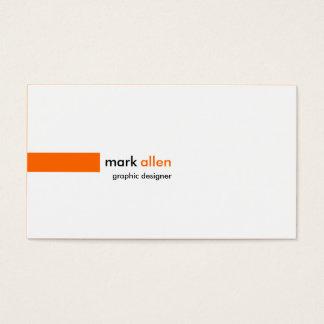 Custom Modern 520 Business Card