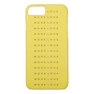 Custom MORE LOVE Phone Case