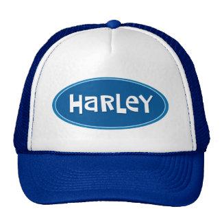 Custom name Harley Cap